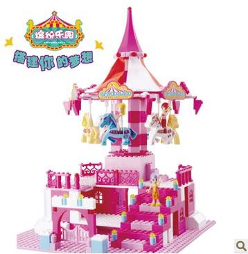 Детское лего WMX WL1001 Box 3D DIY Deluxe детское лего december s abs marvel 8 249