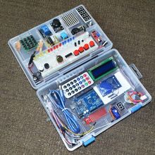 NEWEST RFID Starter Kit for Arduino UNO R3 Upgraded version Learning Suite With Retail Box(China (Mainland))