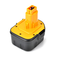 MELASTA12V 2000mAh Ni MH Rechargeable Battery Compatible With Dewalt DW9071 DW9072 DC9071 DE9037 DE9071 DE9072 DE9074