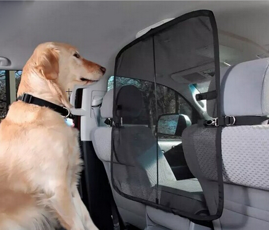 Auto Pet Barrier Blocks Dogs Access To Car Front Seats &amp; Keep Dogs In Back Seat<br><br>Aliexpress