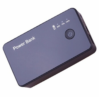 1280*720 5MP Power Bank Motion detection Spy Audio Video Camera Motion Detection(China (Mainland))