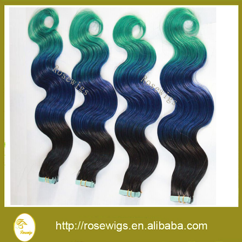 Skin Weft Extensions Ombre 56
