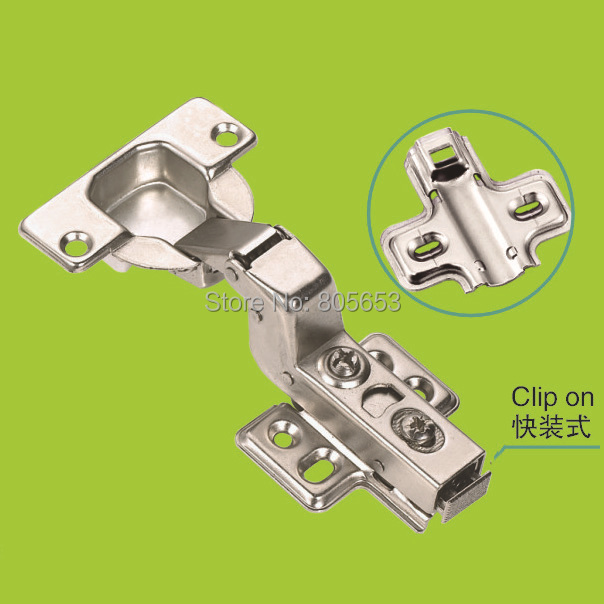 good quality Soft closing hydraulic hinge with clip on HH1413(China (Mainland))