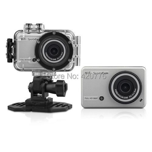 Original WiFi Version SJ4000 Action Camera Diving 30M Waterproof Sport Camera 1080P Full HD Car DVRs Gopro Camera Style