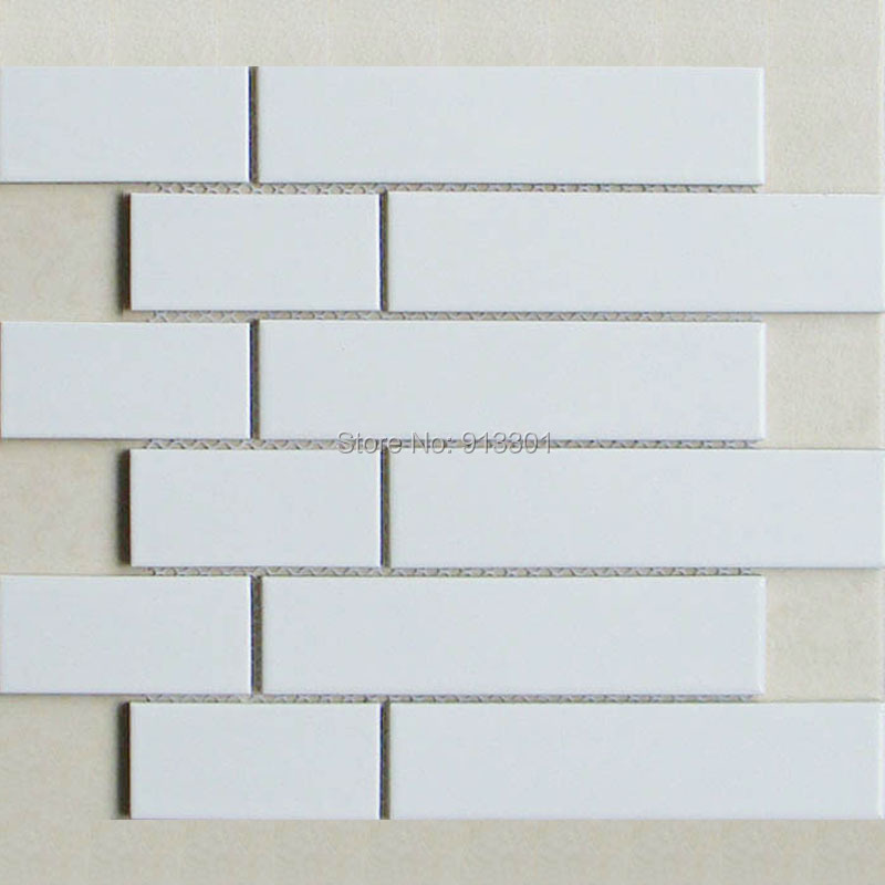 aliexpress buy ceramic mosaic tiles brick bathroom
