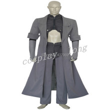 Free Ship Men Party Halloween Costumes Dress Up Suits Hot Anime Hellsing The Doctor Cosplay Costumes