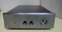Buy DIY amplifier case 200*70*263mm Iron gray E amp chassis/Full aluminum Power amplifier chassis / AMP Enclosure / case PSU BOX DIY for $36.65 in AliExpress store