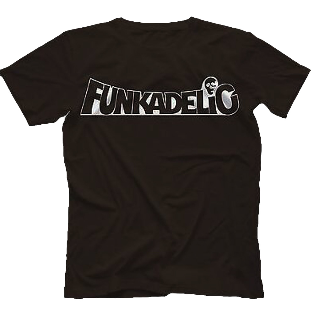 Funkadelic T-Shirt 100% Cotton George Clinton Bootsy Collins P-Funk(China (Mainland))