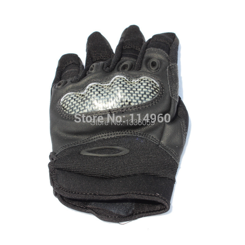 Wear non-slip tactical gloves Bicycle mittens Outdoor sports riding Full gloves Black Khaki Gauntlets(China (Mainland))