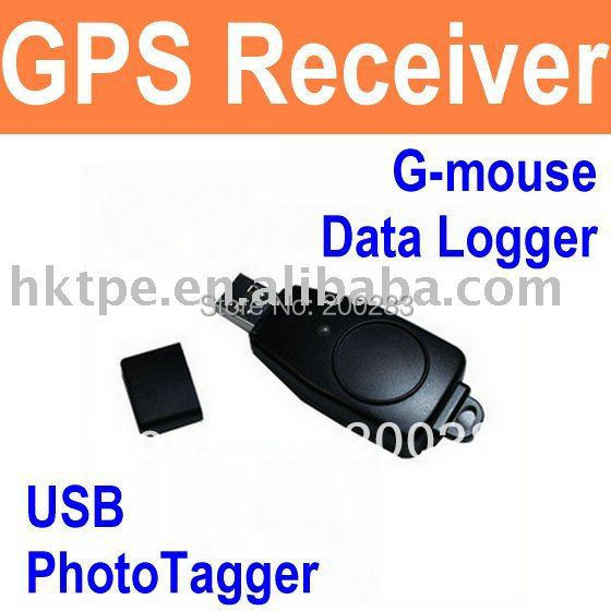 New SJ-5282DL USB GPS Skytraq Venus 65-channel Receiver / Data Logger Dongle Free Shipping(China (Mainland))