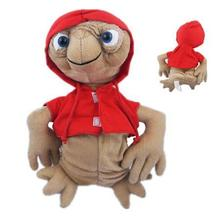 E.T. The Extra Terrestrial 1982 famous film red E.T. soft doll figure 27 cm