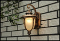 Outdoor wall lamp simple European retro zinc alloy courtyard balcony aisle lighting outdoor porch lighting buitenverlichting
