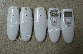 MINI Digita breath alcohol tester Breathalyzer Alcohol, alcohol breath tester without retail packing 500pcs/lot