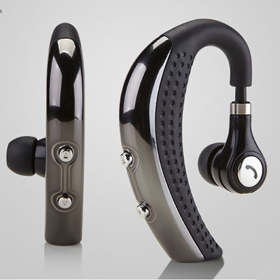 Original BP Wireless Bluetooth Stereo Headset Music for Samsung S4/3/2 Note2 iPhone 5/4 HTC Black
