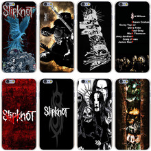 Buy Lavaza Slipknot Hard Transparent Cover Case for iPhone X 10 8 7 6 6S Plus 5 5S SE 5C 4 4S for $1.23 in AliExpress store