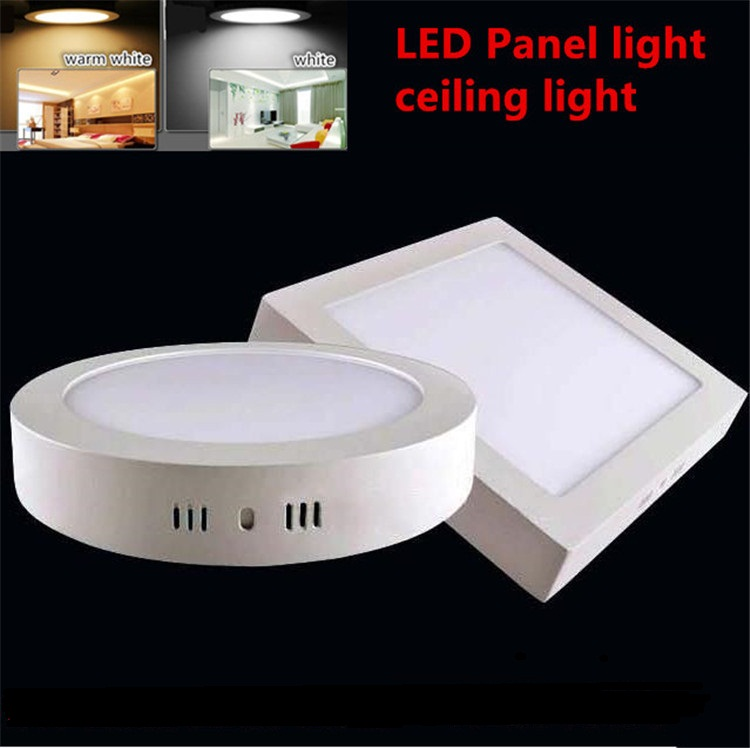 9W 15W 21W Super Bright Round LED Surface Mounted Ceiling Light SMD 2835 Panel Light For Home BedRoom kitchen Room illumination<br><br>Aliexpress