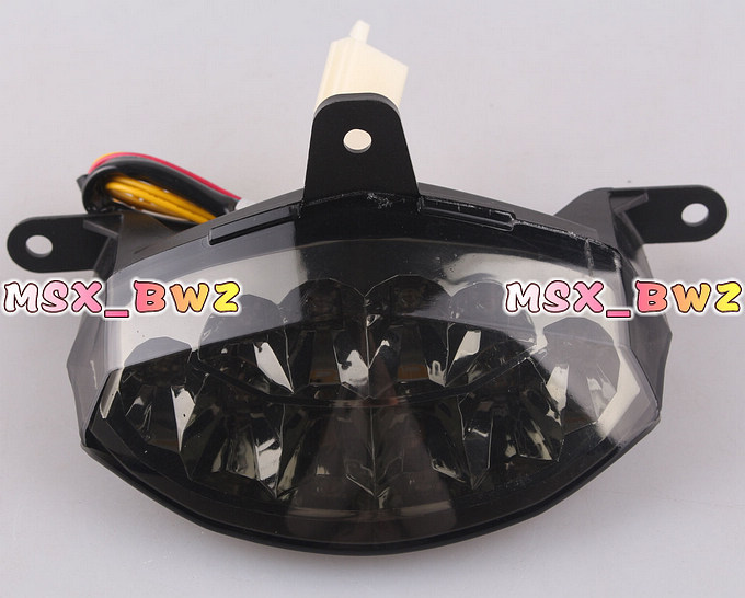 Ktm Tail Light With Turn Signals