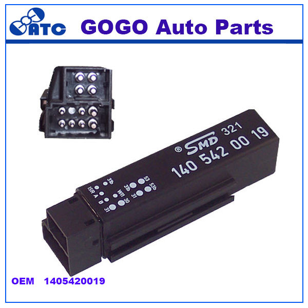 GOGO Wiper Motor Control Relay for Mercedes 1992-1999 OEM 1405420019(China (Mainland))