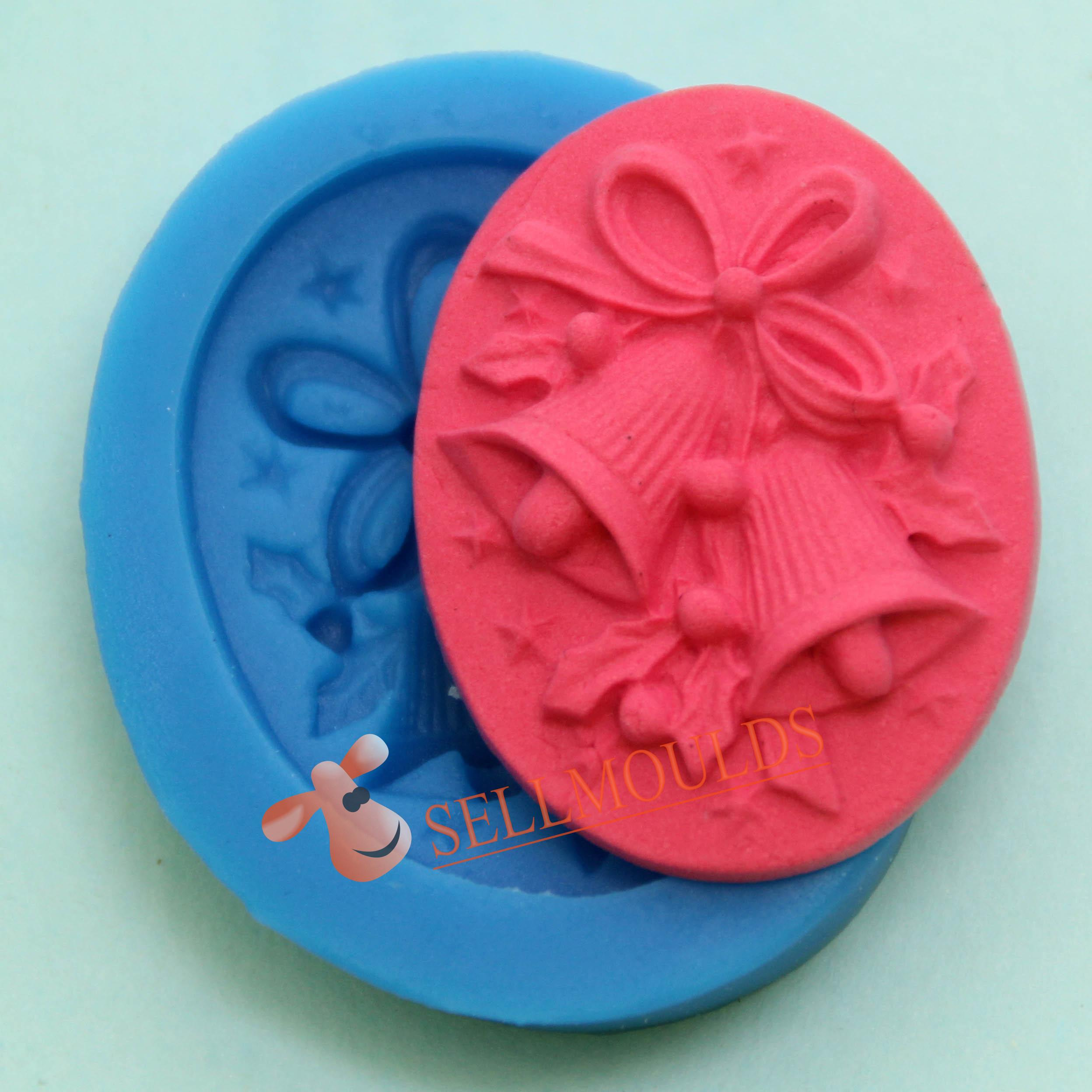 Гаджет  New Christmas Silicone Cake Mold,Fondant Cake Decorating Tools Silicone Cake Mould None Дом и Сад