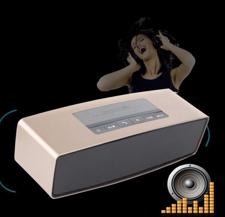 Mini Altavoz Wireless Bluetooth Speakers Dual Bass Parlantes Bluetooth 3D Surround Subwoofer Stereo HIFI Caixa De Som SMT145