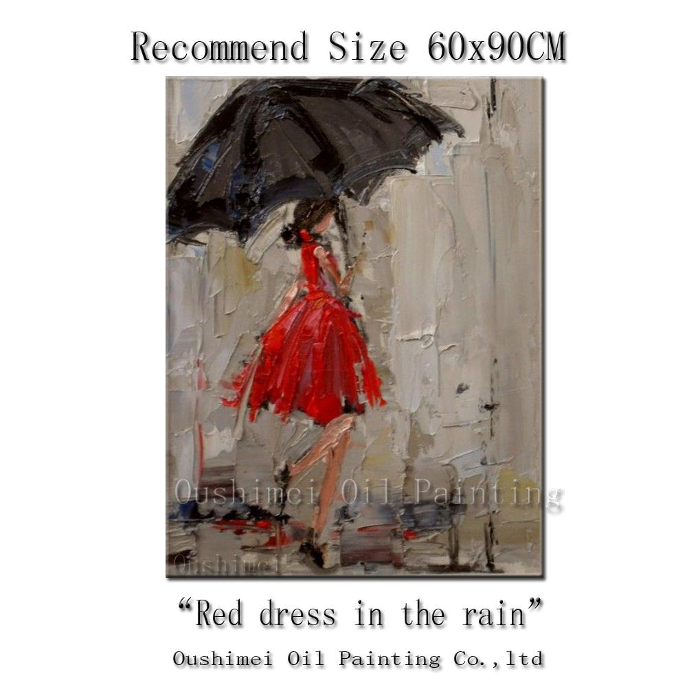 Online kopen wholesale red fine art uit china red fine art ...