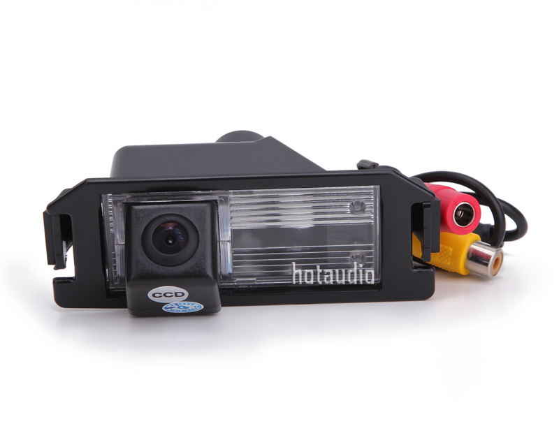 Car Reverse Camera for Hyundai Solaris verna Hatchback Soul Hyundai I30 Backup Rear View Reversing Park kit Free shipping 622(China (Mainland))