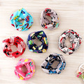 Printed Baby Girls Boys Toddler Knit Ring Scarf Kids Child Winter Soft Cotton Neckwear Collar Scarves