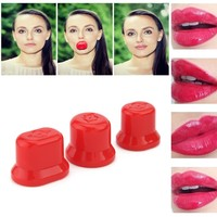 HOT SALE Super Sexy Full Natural Lips Plump Lip Enhancer Plumper Lip Pump Round Oval Small Medium Large Larger beauty tool
