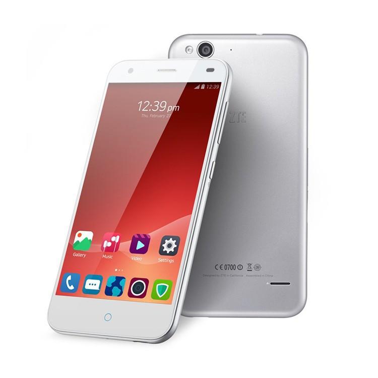 Original ZTE Blade S6 phone 5 HD IPS Screen 4G LTE Qualcomm Octa Core Mobile Phones
