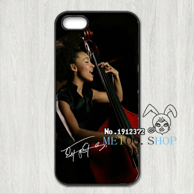 Esperanza Spalding fashion original cell phone case cover for iphone 4 4S 5 5S 5C 6 6 plus 6s 6s plus &op2679(China (Mainland))