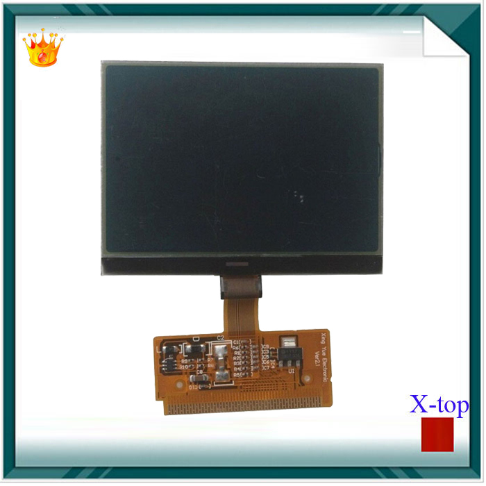 Promotion VDO FIS Cluster LCD display For Audi A3 A4 A6 Volkswagen VW VDO LCD display Auto Car diagnostic scanner tools tool(China (Mainland))