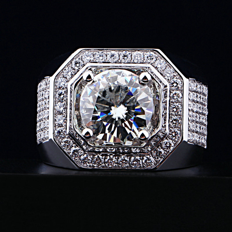 Victoria Wieck Men Round cut 8mm Topaz simulated diamond 10KT White Gold Filled Engagement Wedding Band Ring Set Sz 5-11 Gift<br><br>Aliexpress