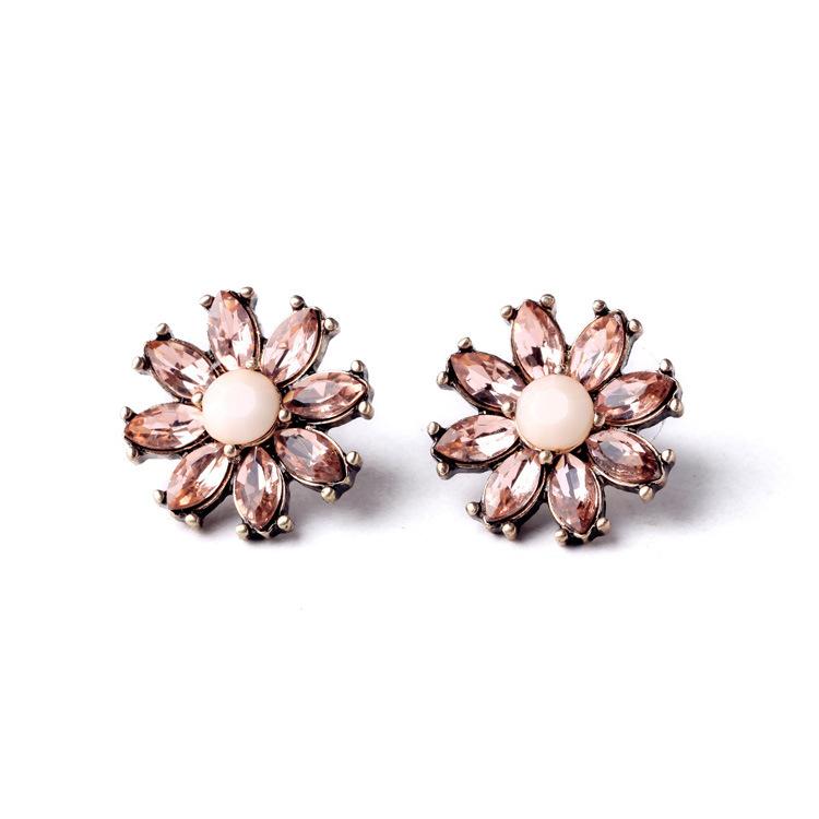 Awesome  Plated Globular Ball Stud Earrings Women Jewelry  BazaarGadgetscom