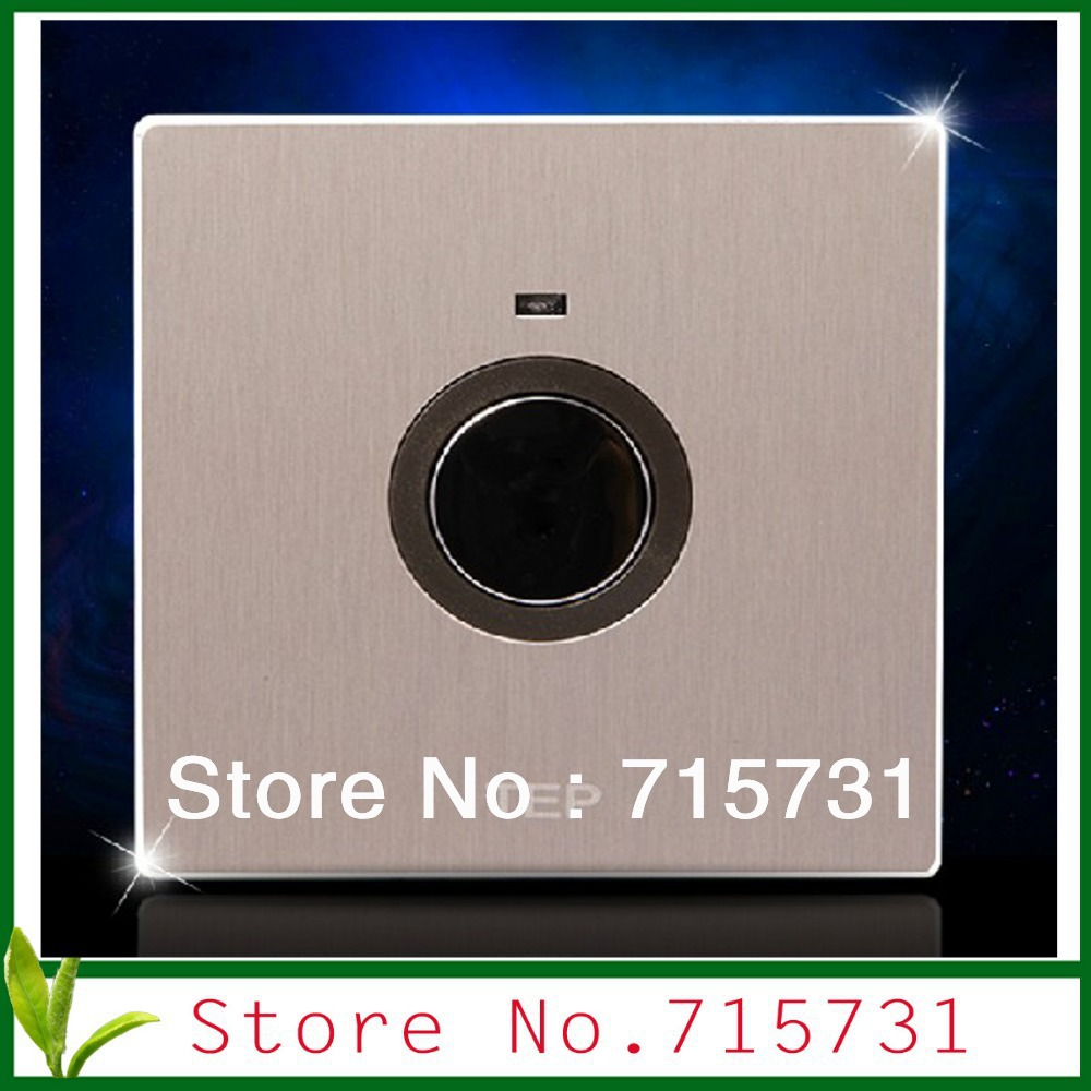 1Gang 1Way rose-golden Wall Light Switch Touch Sensor Switch(China (Mainland))