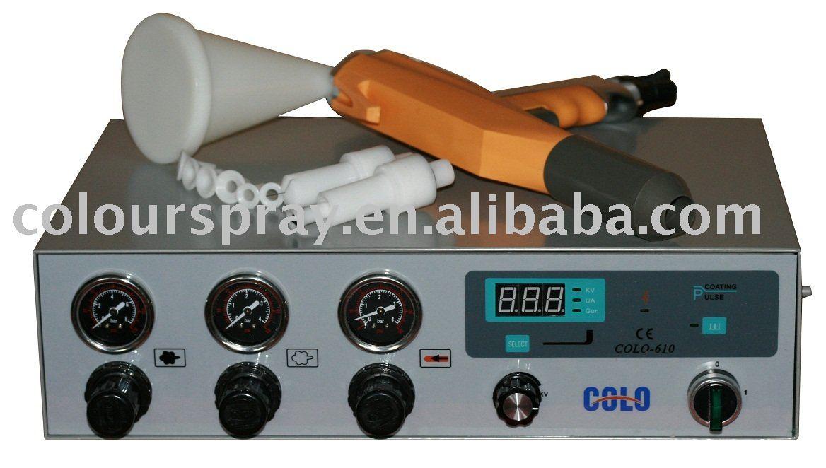 powder coat testing machine COLO-610T-C(China (Mainland))