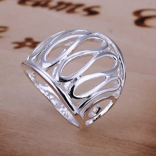 rings 925 silver ring trendy jewelry ring thumb