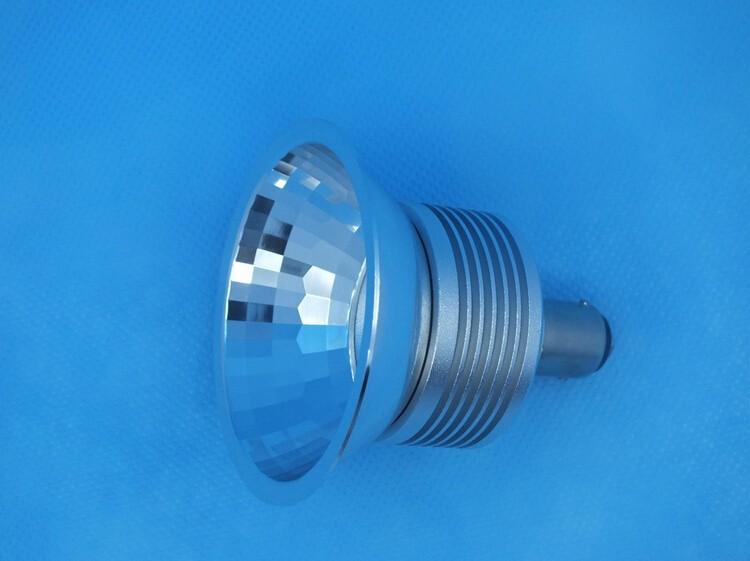 Free shipping 9W COB AR70 BA15d QR70 LED 9w AC85-260V 9W LED spot light<br><br>Aliexpress