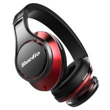 Bluedio U(UFO)High-End Genuine Bluetooth headphone Patented 8 Drivers/3D Sound/Aluminum alloy/HiFi wireless Over-Ear headset