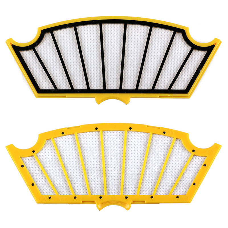 Filters Brush Kit For IRobot Roomba 5 Series filters510 530 535 540 550 560 570 VCT52 P17 0.5(China (Mainland))