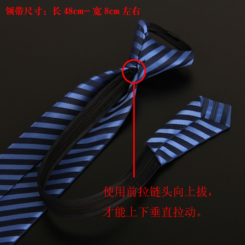 New Fashion Formal Men s Business suit Neck ties Plaid Straiped Neck tie Skinny Male Gravata