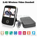 Wireless 3 5 Door Viewer Video Eye Door Bell with Take Photo 200M Long Range