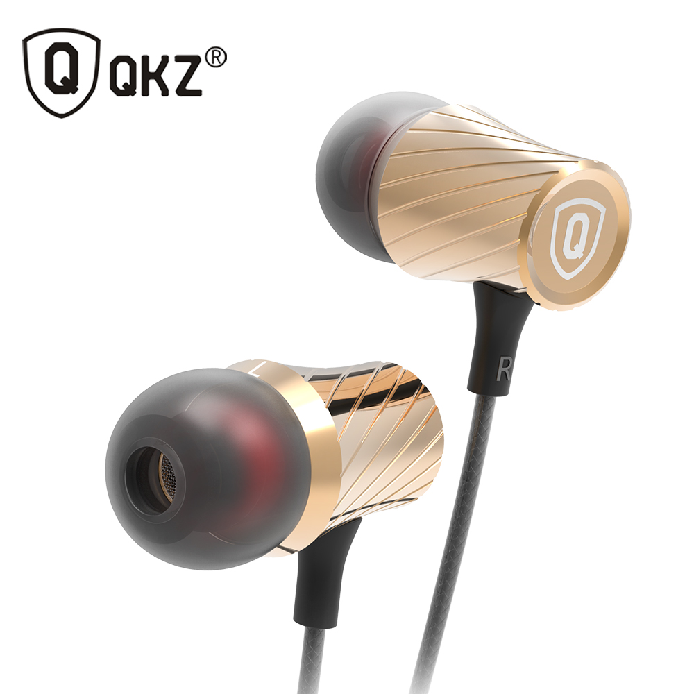 Original QKZ X9 Earphone and Earphones Supper Bass High-Qaulity Headset With Mic headset For iPhone Smartphone fone de ouvido(China (Mainland))