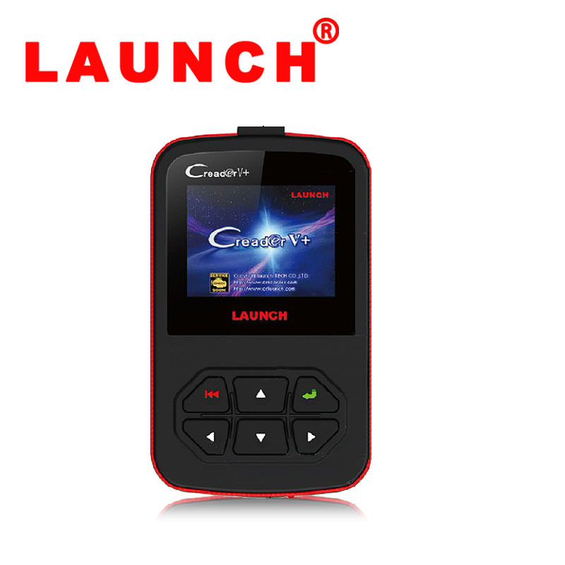 2015 New Release LAUNCH CReader V+ OBD2 Code Reader Advanced CReader V Plus 100% Original Free Online Update OBDII Trouble Codes(China (Mainland))