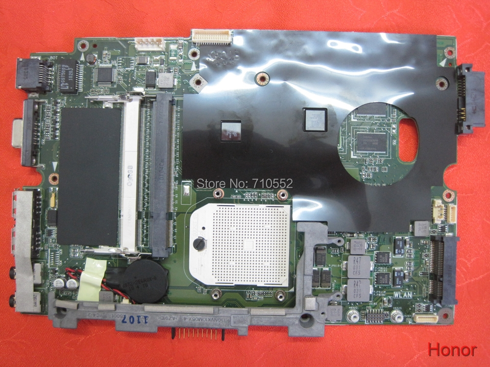 for ASUS K40AB REV 2.3 Laptop Motherboard K40AF (System board/Mainboard) fully tested &amp; working perfect<br><br>Aliexpress