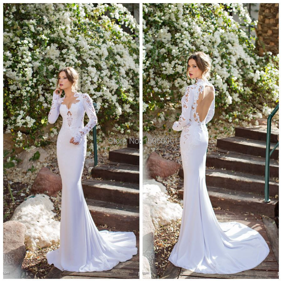 Inexpensive Chic Wedding Dresses : Wedding dress and style cheap jolie