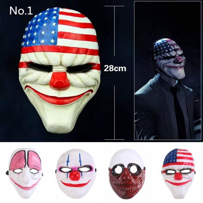 popular halloween clown masksbuy cheap halloween clown