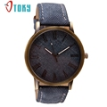 OTOKY Men Watches Vintage Retro Leather Analog Quartz WristWatch Top Brand Luxury Male Cowboy Clock Relogio