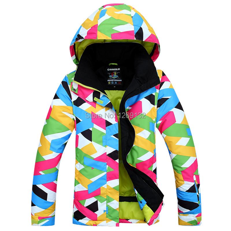 Ski jacket Women ski suit winter shell clothing snowboard jacket women outdoor jacket lassie clothing winter soft(China (Mainland))