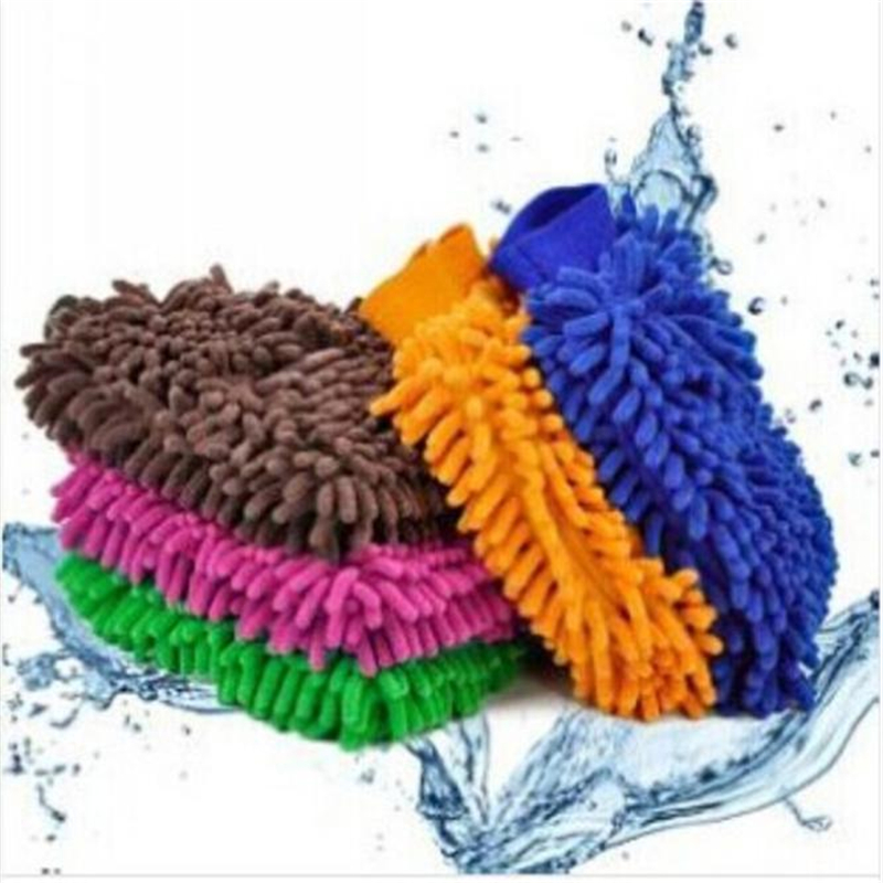1pc Towel Mop Microfiber Towels Tools Cleaning Cloth Car Wash Washing Gloves Car Washer Towel Home window(China (Mainland))
