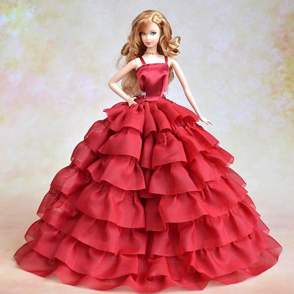 Barbie Wedding Cake Decoration Games